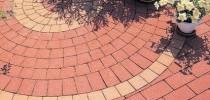 Клинкерная плитка или кирпич для тротуара