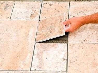 укладка керамической плитки самостоятельно