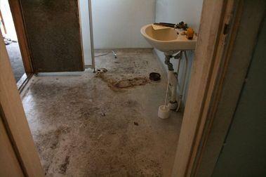 Замена плиточного пола в ванной самостоятельно