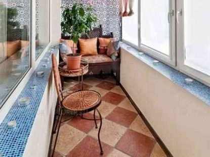Как выбрать плитку для балкона