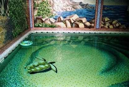 Как подготовить поверхность к укладке мозаичной плитки?