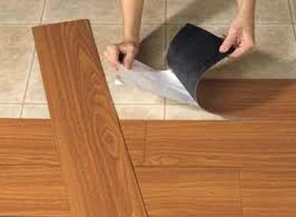Преимущества винилового напольного покрытия