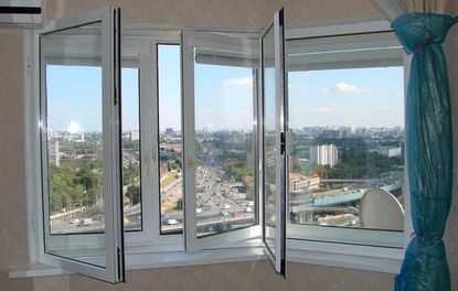 Алюминиевые окна: этапы производства