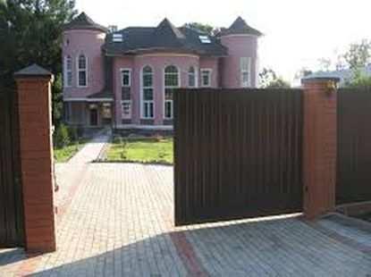 выбрать раздвижные ворота