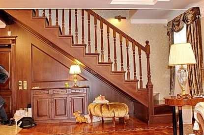 Деревянные лестницы в интерьере вашего дома
