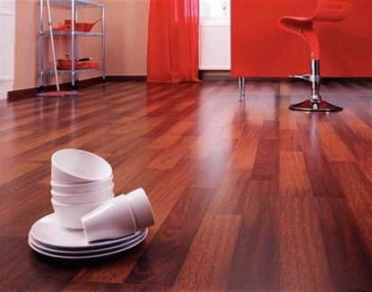 Ламинат Floorwood – самый практичный вид напольного покрытия