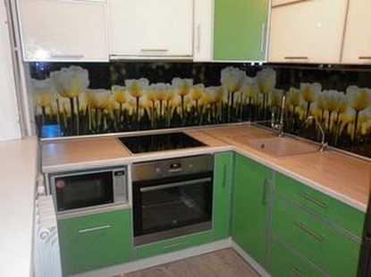 защита кухонного фартука плиткой