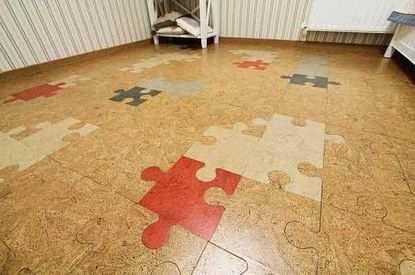 Причины, почему полы из пробковой плитки подходят для кухни
