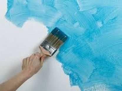 Как покрасить стены дома. Советы начинающему маляру