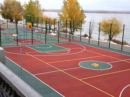 Какой должна быть спортивная площадка?
