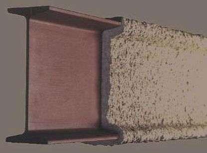 Как выбрать способ огнезащиты металлических конструкций
