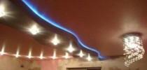 Изюминка интерьера: декоративный натяжной потолок