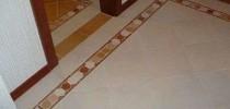 Варианты напольной плитки для прихожей
