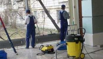 Преимущества профессиональной уборки помещений