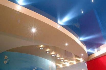 Галогенные светильники в интерьере