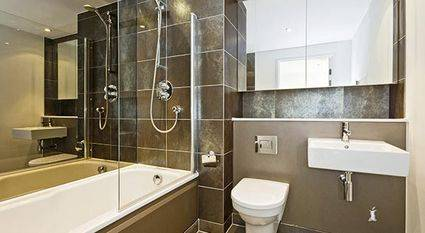 Развитие дизайна ванной комнаты в 2016 году