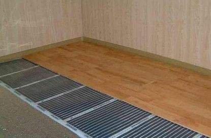 Что используют для подложки под ламинат