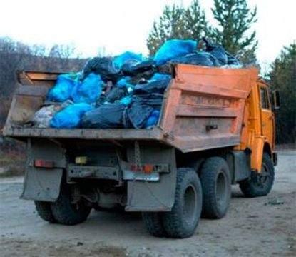 Вывоз строительного мусора: этапы